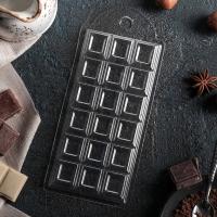 """Форма для шоколадной плитки """"Шоколад традиционный"""""""