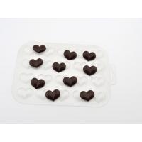 """Форма для шоколада """"Шоко-сердечки №3"""""""