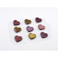 "Форма для шоколада ""9 сердечек"""