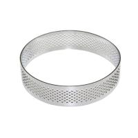 Кольцо перфорированное 10 см, высота 2 см