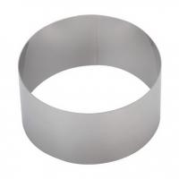 Форма для выпечки Кольцо 10 см, высота 5 см