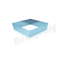 Форма для выпечки Квадрат 16х16 см, высота 10 см