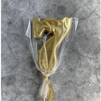 Пряник ЦИФРА 7 золото