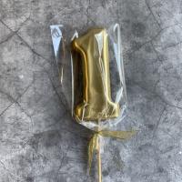 Пряник ЦИФРА 1 золото