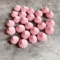 Сахарный декор Безе Розовые 50 г
