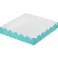 Коробка для Пряников/Печенья 18х18х3 см Тифани