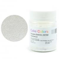 Кандурин серебрянный Cake Colors 10 г