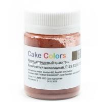 Краситель жирорастворимый сухой Коричневый Cake Colors