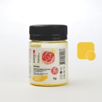 Цветочная пыльца Kreda Желтая 5 г