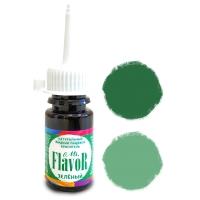 Краситель жидкий натуральный Mr. Flavor Зеленый 10 мл