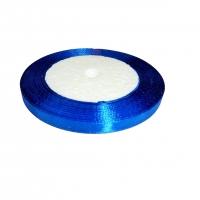 Лента атласная 0,6 см Синяя