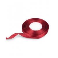 Лента атласная рубин 1 см