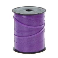 Лента пластиковая Фиолетовая 0,5 см 500 м