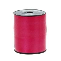 Лента пластиковая Тёмно-красная 0,5 см 500 м
