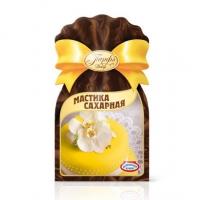 Мастика сахарная ванильная желтая 150 г