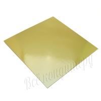 Подложка 1,5 мм 30*30 см золото/жемчуг