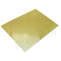 Подложка 1,5 мм 40*60 см золото/жемчуг