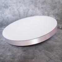 Подложка для торта усиленная 28 см белая 22 мм