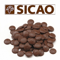Шоколад темный 53% Sicao 250 г
