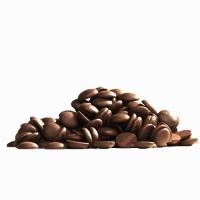 Шоколад молочный в галетах 0,4 кг Callebaut