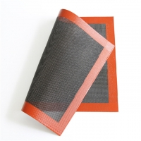 Силиконовый коврик с перфорацией 30х40 см