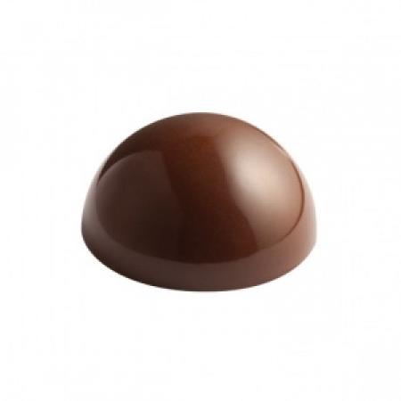 """Форма для конфет поликарбонатная """"Полусфера 32 мм"""""""