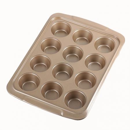 Форма для выпечки капкейков на 12 шт