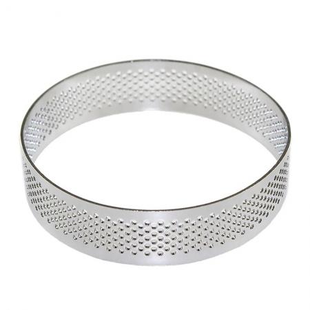Кольцо перфорированное 12 см, высота 3 см