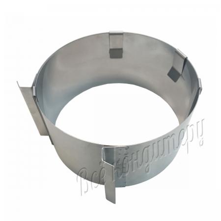 Кольцо раздвижное d 16-30 см, h 10 см