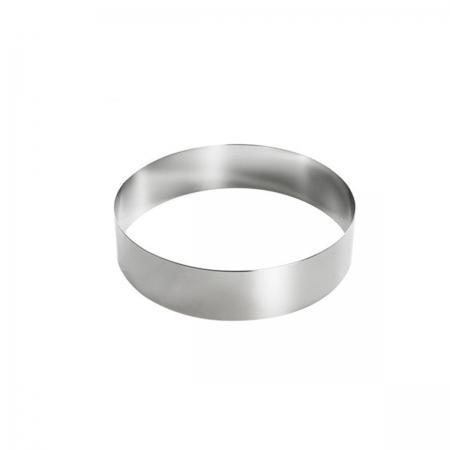 Форма для выпечки Кольцо 8 см, высота 2 см