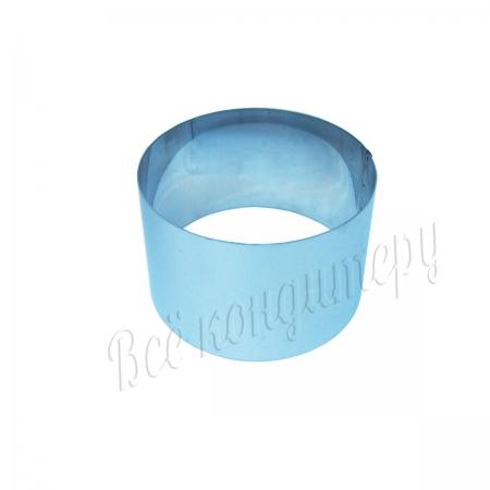 Форма для выпечки Кольцо 10 см, высота 8 см