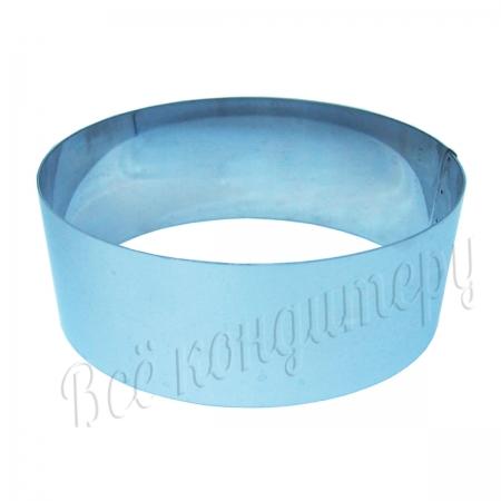 Форма для выпечки Кольцо 26 см, высота 10 см