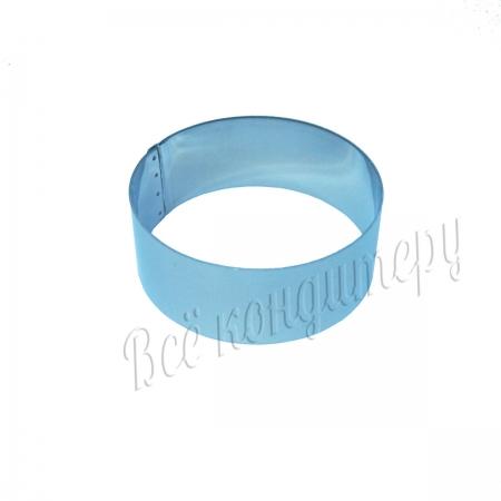 Форма для выпечки Кольцо 10 см, высота 4 см