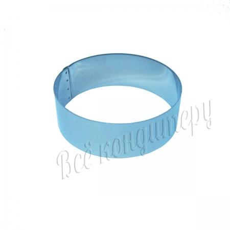 Форма для выпечки Кольцо 12 см, высота 4 см