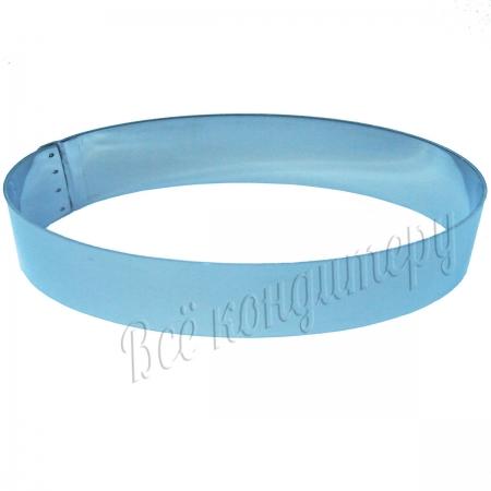 Форма для выпечки Кольцо 24 см, высота 4 см