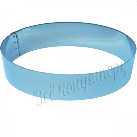 Форма для выпечки Кольцо 24 см, высота 6 см