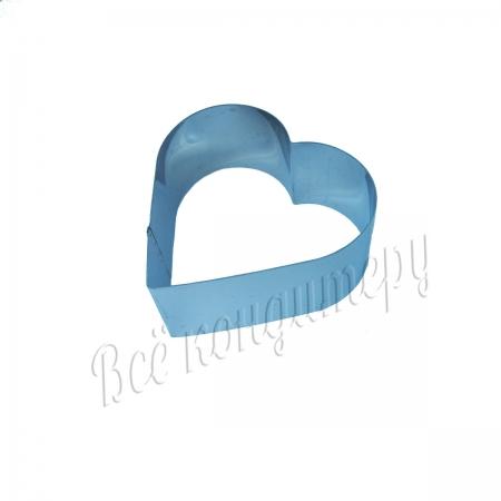 Форма для выпечки Сердце 14 см, высота 8 см