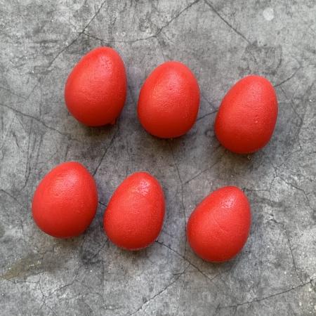 """Фигурный мармелад """"Яйца пасхальные"""" красные 250 г"""