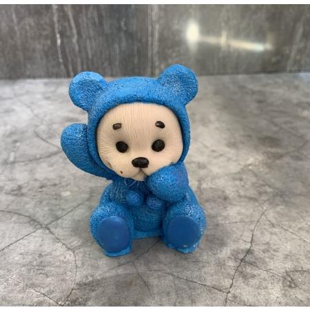 """Фигурка из шоколадной глазури """"Медведь"""""""