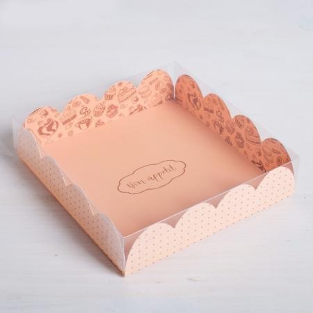 """Коробка для сладостей """"Bon Appetit"""""""