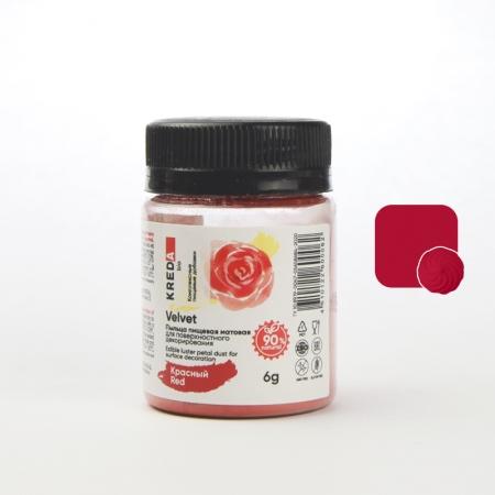 Цветочная пыльца Kreda Красная 5 г