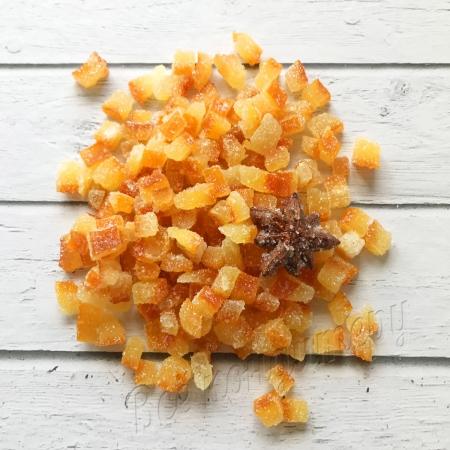 Цукаты апельсиновые 100 г в сахаре