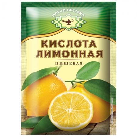 Лимонная кислота 6 г