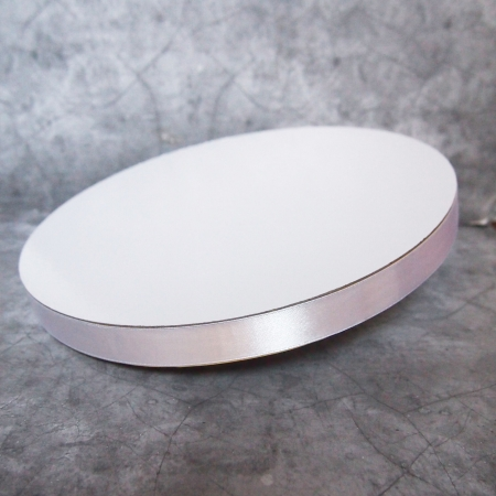 Подложка для торта усиленная 24 см белая 22 мм