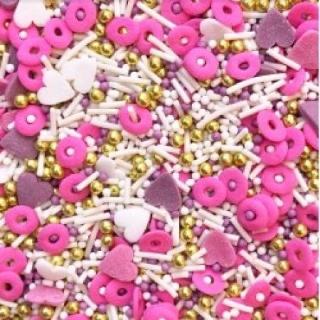 """Посыпка MIXIE """"Моя розовая мечта"""" 50 г"""