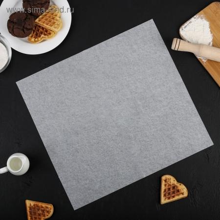 Пергамент силиконизированный в листах 38х42 см 5 листов