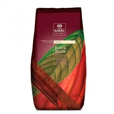 """Какао порошок темно-красный """"Extra-Brute"""" 1 кг"""