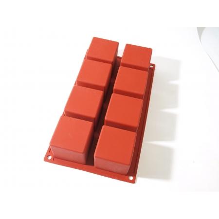 Форма силиконовая Квадрат 6х6 см