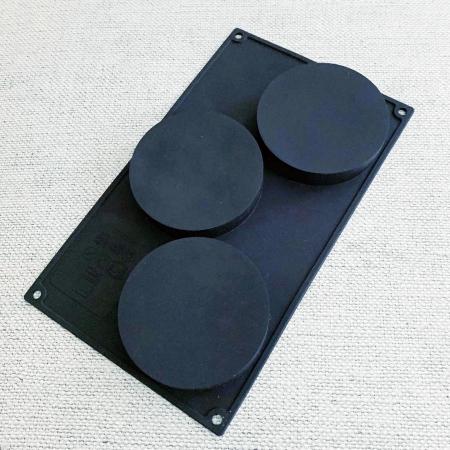 Форма силиконовая Диски d 10 см