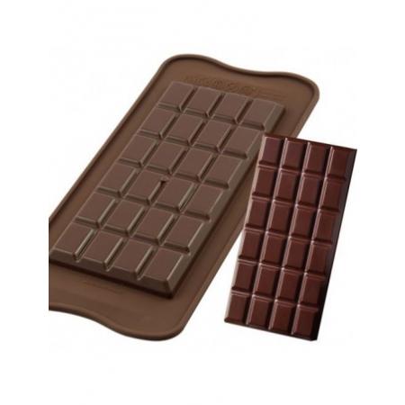 Силиконовая форма Плитка шоколада Silikomart Classiс choko bar